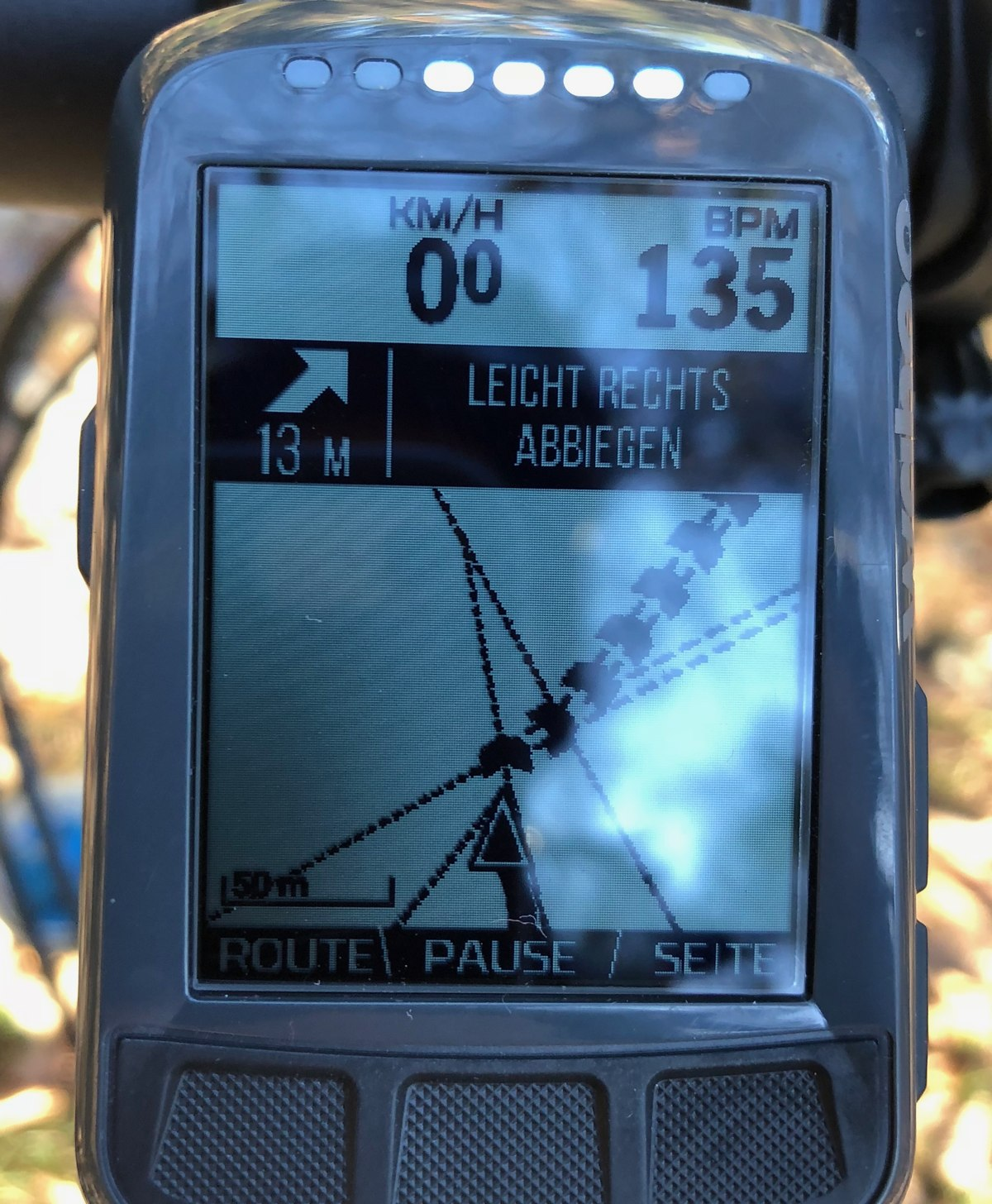 Mountain Biking with the Wahoo ELEMNT BOLT - 0815 Blog